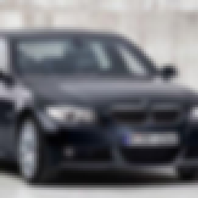 2007 BMW 3 Series Sedan is listed (or ranked) 3 on the list List of Popular BMW 3 Seriess