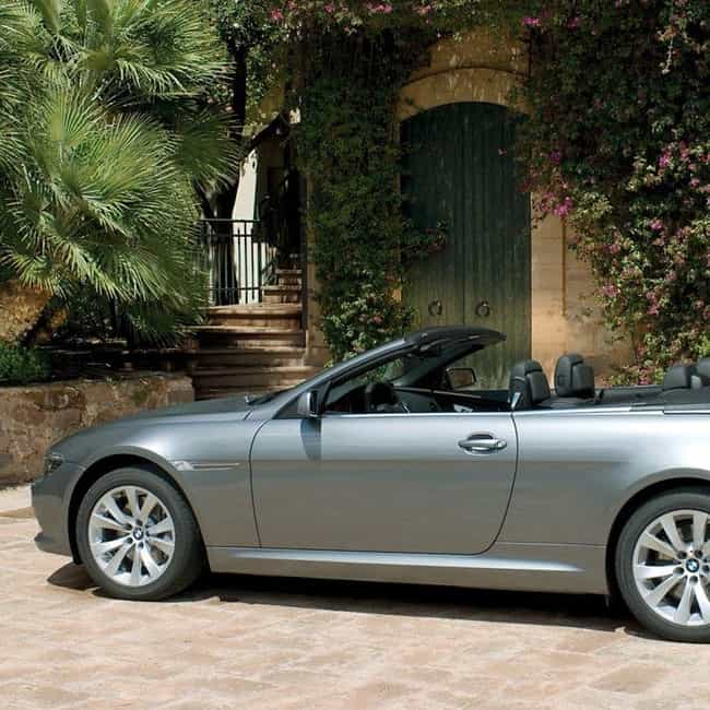2007 BMW 6 Series Convertible is listed (or ranked) 1 on the list The Best BMW 6 Series of All Time