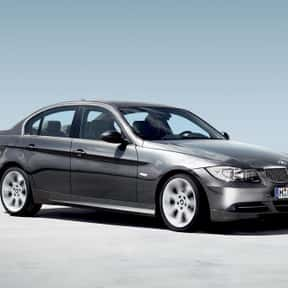 2008 BMW 3 Series Sedan is listed (or ranked) 10 on the list The Best BMW Sedans of All Time