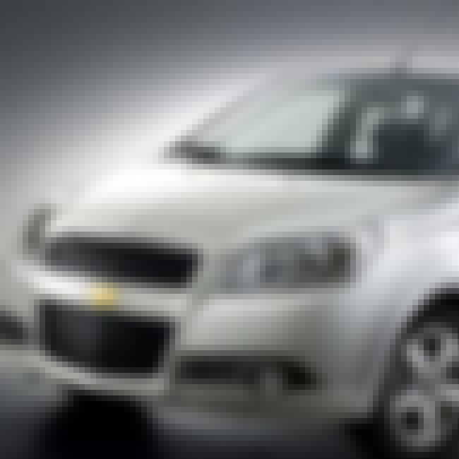 2008 Chevrolet Aveo is listed (or ranked) 3 on the list List of Popular Chevrolet Aveos