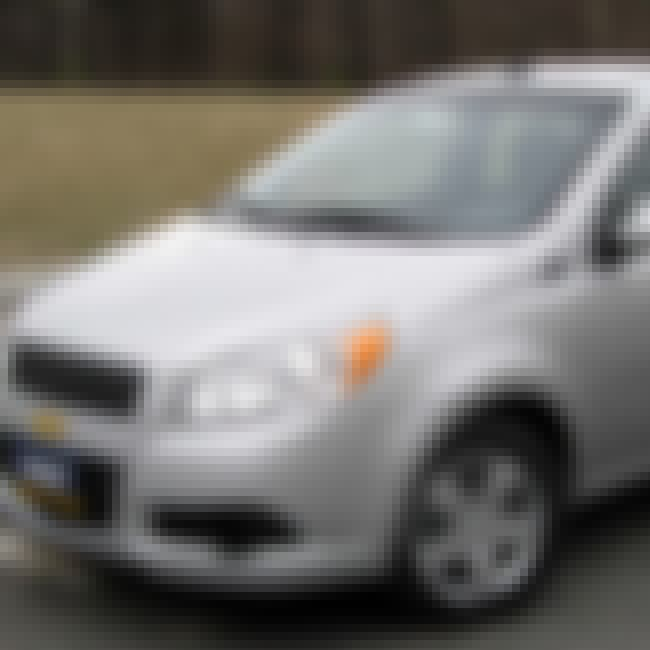 2009 Chevrolet Aveo is listed (or ranked) 1 on the list The Best Chevrolet Aveos of All Time