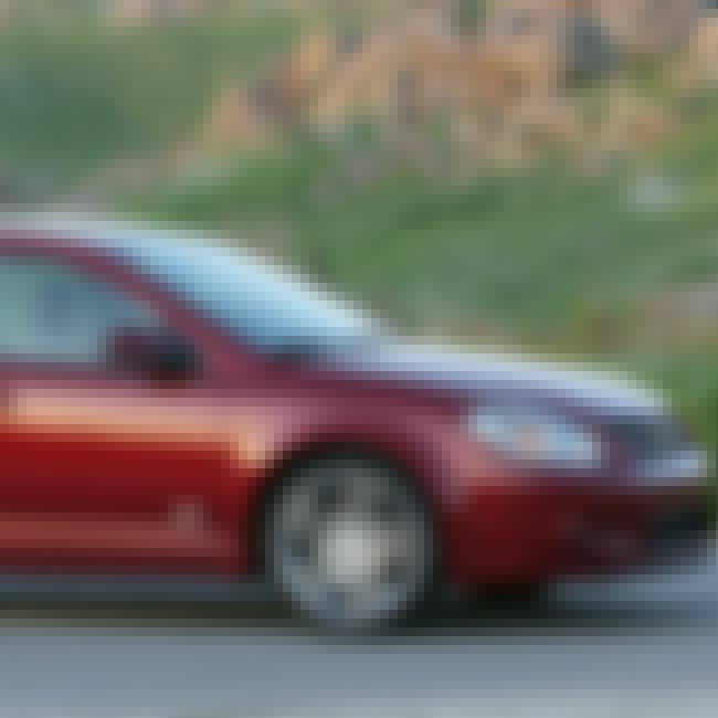 2008 Chevrolet Cobalt Sedan is listed (or ranked) 4 on the list List of Popular Chevrolet Cobalts