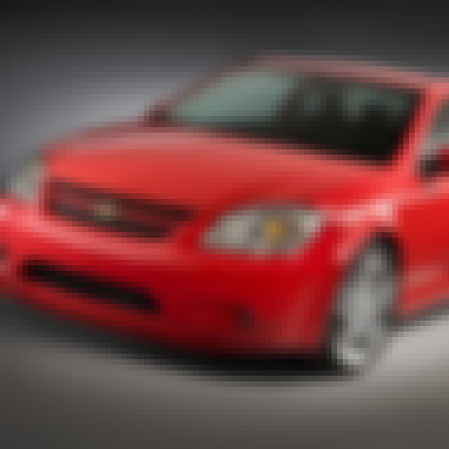 2009 Chevrolet Cobalt Coupé is listed (or ranked) 4 on the list List of 2009 Chevrolets
