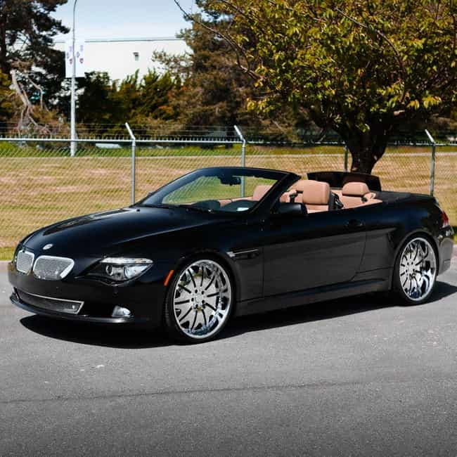 2008 BMW 6 Series Convertible is listed (or ranked) 4 on the list The Best BMW 6 Series of All Time