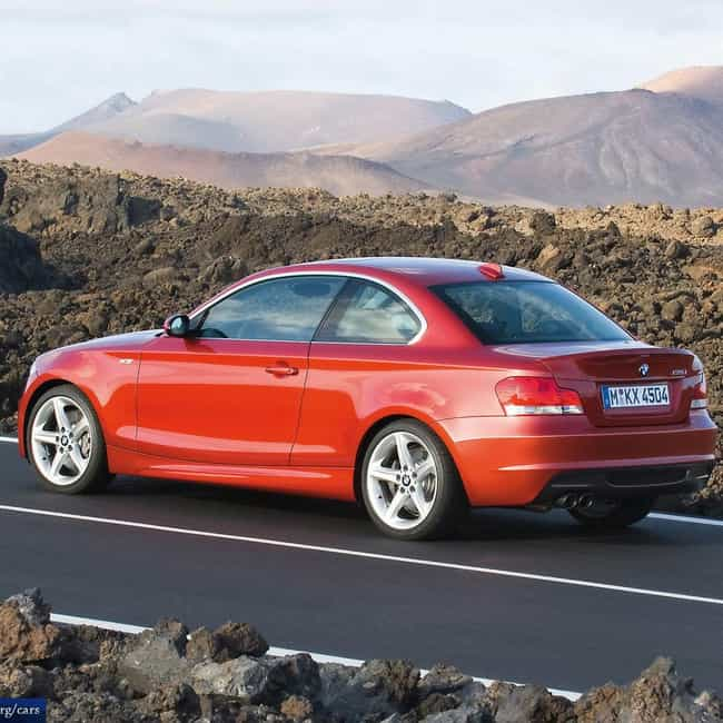 2008 BMW 1 Series Coup&e... is listed (or ranked) 3 on the list The Best BMW 1 Series of All Time