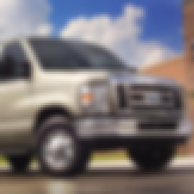 2008 Ford E-150 Van is listed (or ranked) 2 on the list List of 2008 Fords