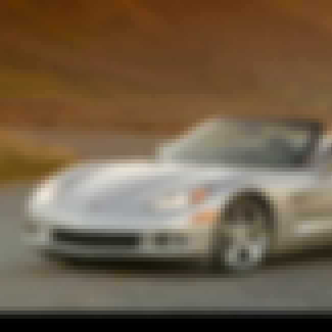 2009 Chevrolet Corvette Conver... is listed (or ranked) 4 on the list List of Popular Chevrolet Convertibles