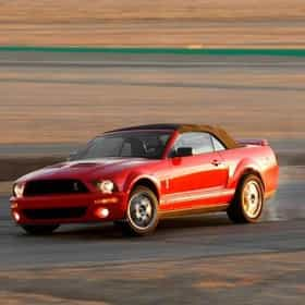 2009 Ford Shelby GT500 Convertible