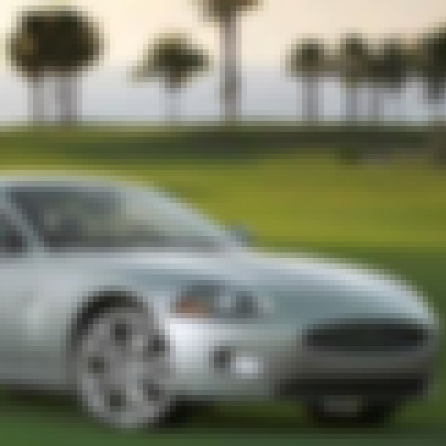 2008 Jaguar XK Coupé is listed (or ranked) 4 on the list List of Popular Jaguar XKs