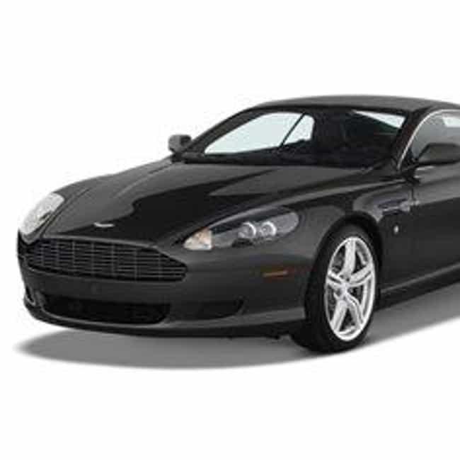 List Of Popular Aston Martin