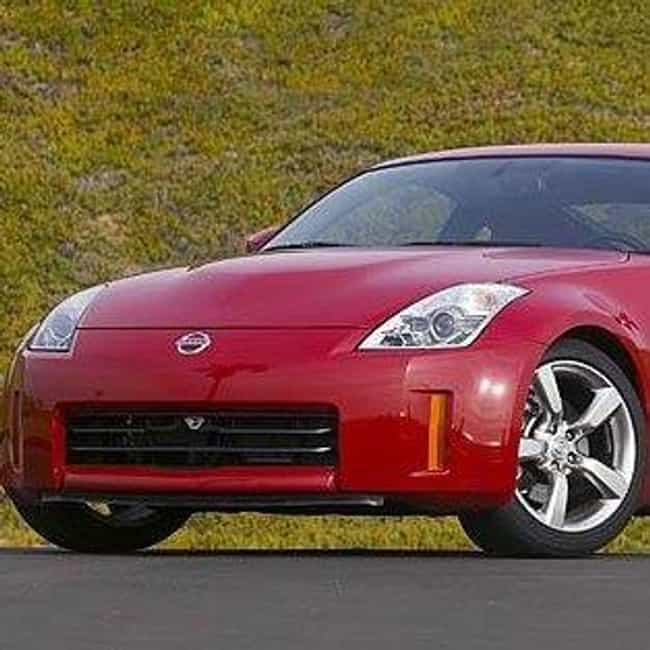2008 Nissan 350Z Coupé is listed (or ranked) 1 on the list List of 2008 Nissans