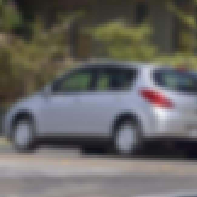 2007 Nissan Versa Hatchback is listed (or ranked) 1 on the list List of Popular Nissan Versas