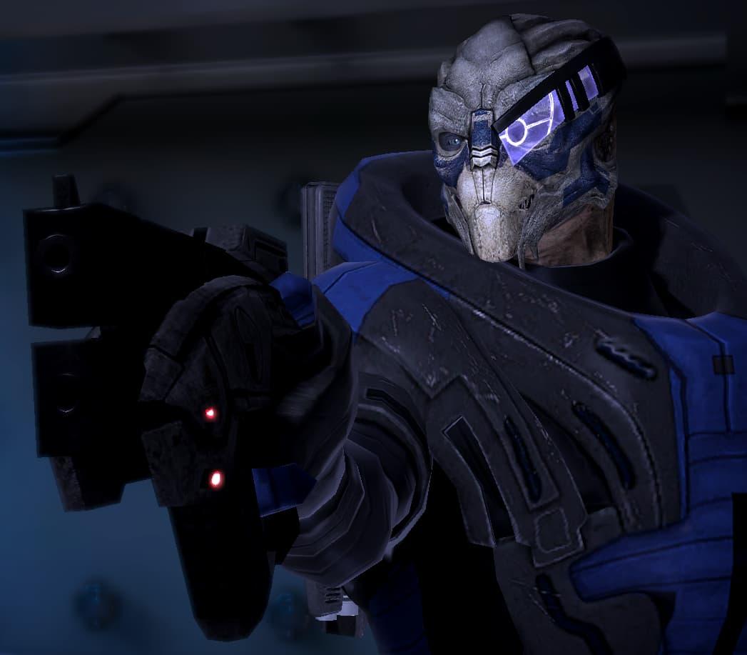 Image of Random Mass Effect Squad Members