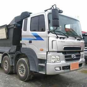 Hyundai 8 to 25-ton truck
