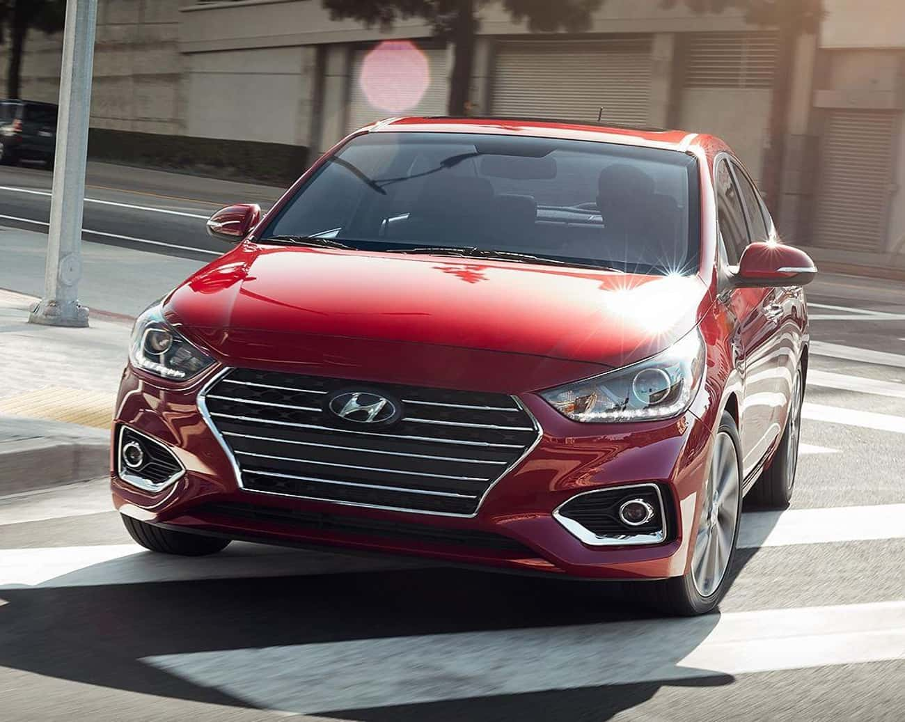 Hyundai Accent is listed (or ranked) 3 on the list The Best 2020 Cars Under $20,000