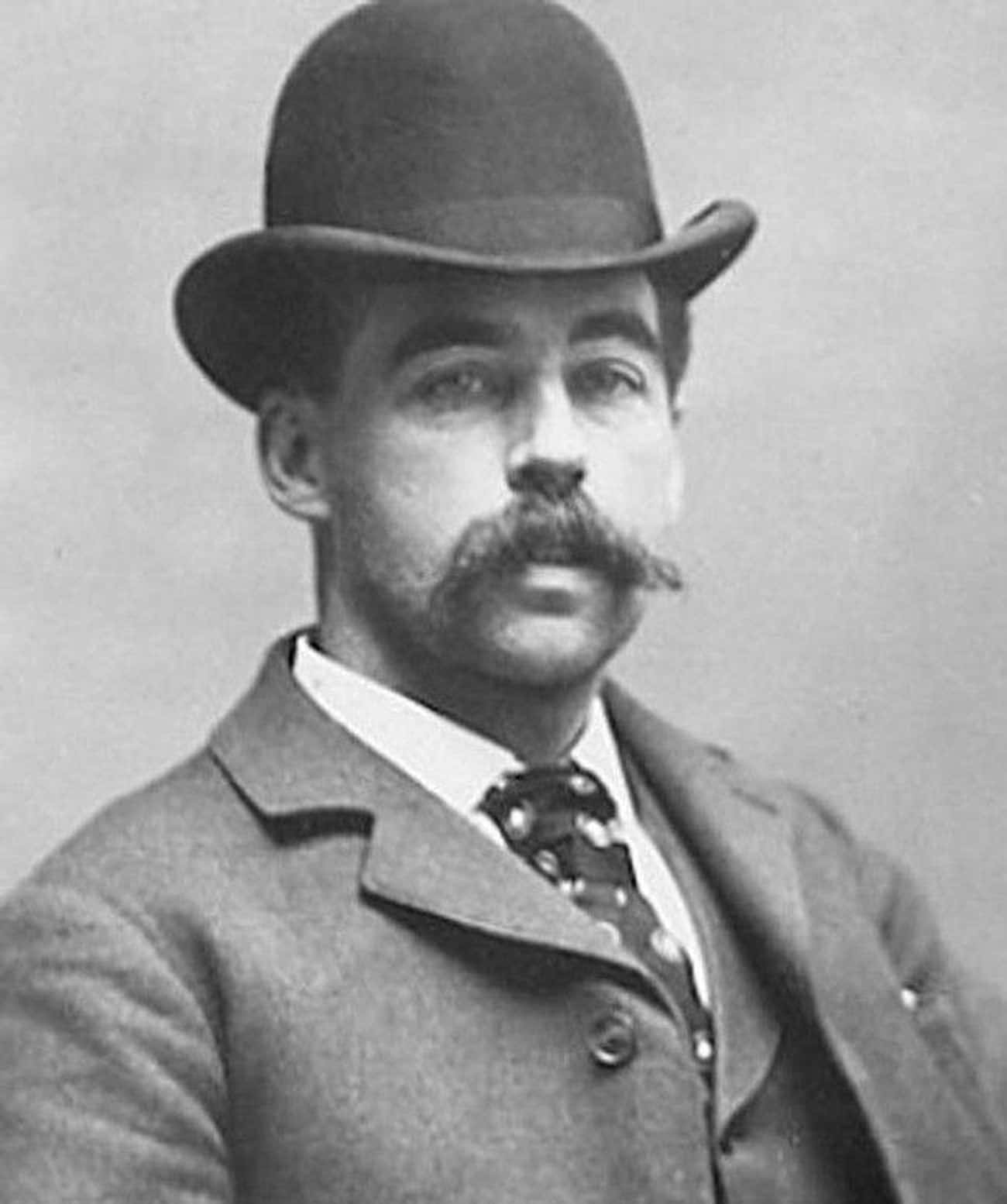 H. H. Holmes is listed (or ranked) 4 on the list America's Most Famous Serial Killers