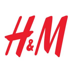 H&M is listed (or ranked) 2 on the list The Best Fast Fashion Brands