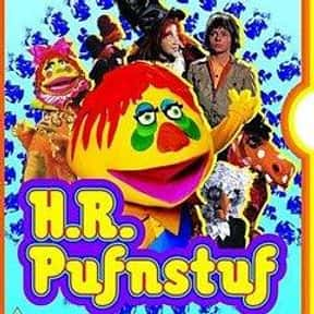 H.R. Pufnstuf is listed (or ranked) 25 on the list The Best Puppet TV Shows