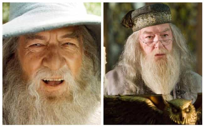 Ian McKellen is listed (or ranked) 6 on the list 19 Actors Who Were Incredibly Close To Playing Harry Potter Characters
