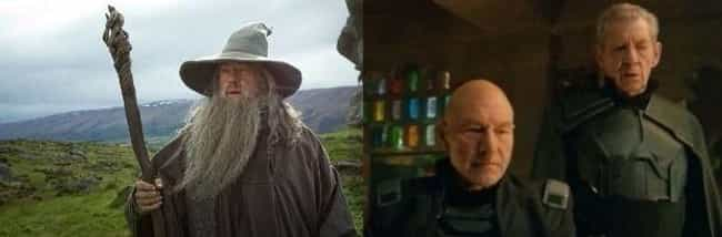 Ian McKellen is listed (or ranked) 1 on the list The Cast Of Lord Of The Rings: Where Are They Now?