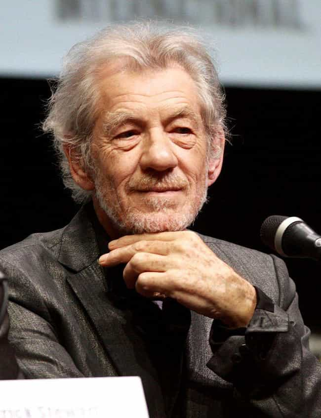 Ian McKellen is listed (or ranked) 1 on the list The Greatest Gay Icons in Film