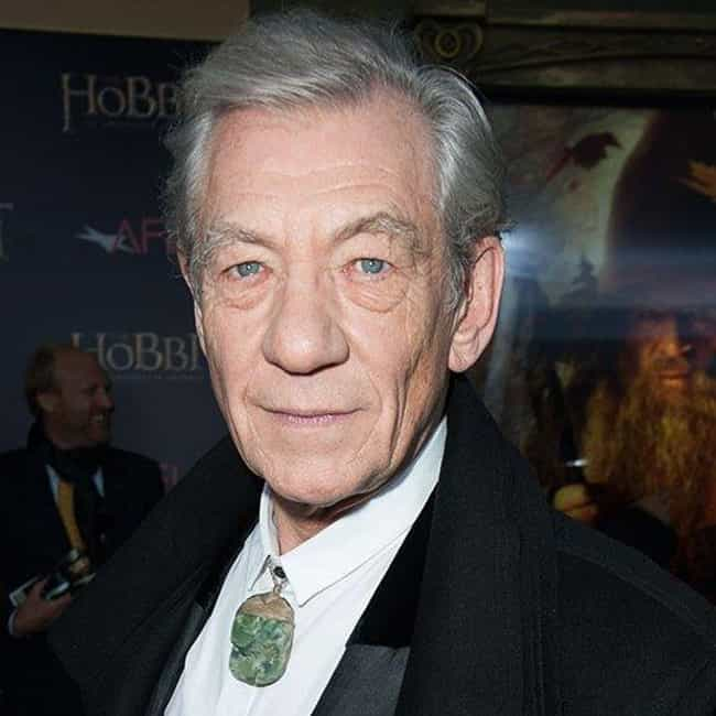 Ian McKellen is listed (or ranked) 4 on the list Who Is America's Grandfather in 2019?