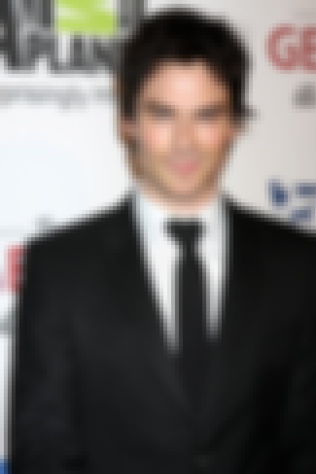 Ian Somerhalder is listed (or ranked) 7 on the list List of Famous Producers