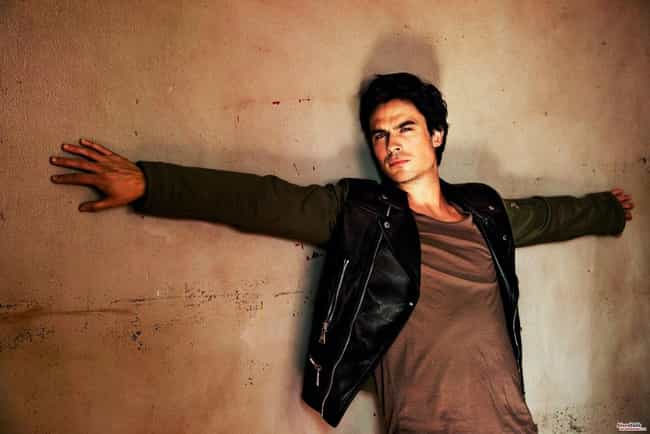 Ian Somerhalder is listed (or ranked) 1 on the list The Most Handsome Actors of 2012