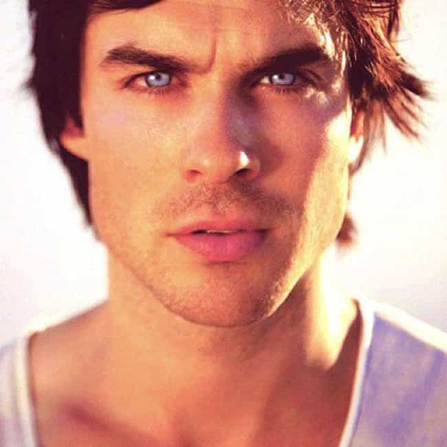Ian Somerhalder is listed (or ranked) 4 on the list The Most Captivating Celebrity Eyes (Men)