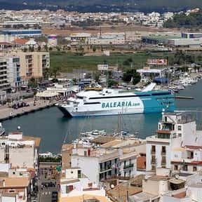 Ibiza Town is listed (or ranked) 25 on the list The Top Party Cities of the World
