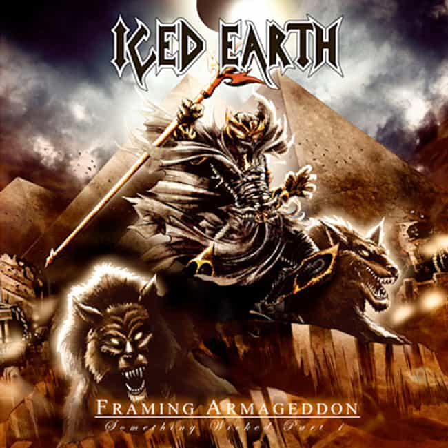 Iced Earth is listed (or ranked) 2 on the list 15 Great Underrated Metal Bands