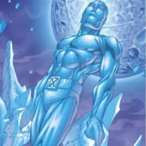 Iceman is listed (or ranked) 19 on the list The Best Teenage Superheroes