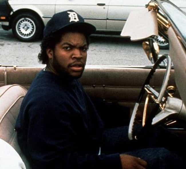 Ice Cube is listed (or ranked) 4 on the list Rappers with Jheri Curls