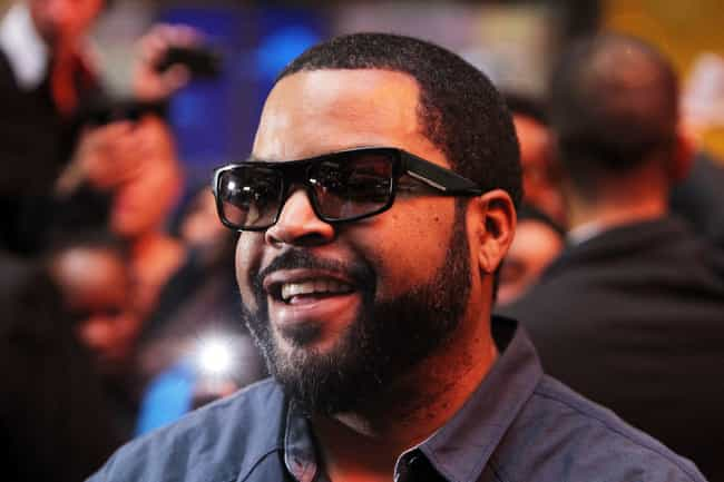 Ice Cube is listed (or ranked) 2 on the list Jobs Celebrities Think They Would Have If They Didn't Pursue Fame