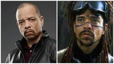 Ice-T - Johnny Mnemonic is listed (or ranked) 1 on the list 23 Times You've Seen the Actors from SVU Before