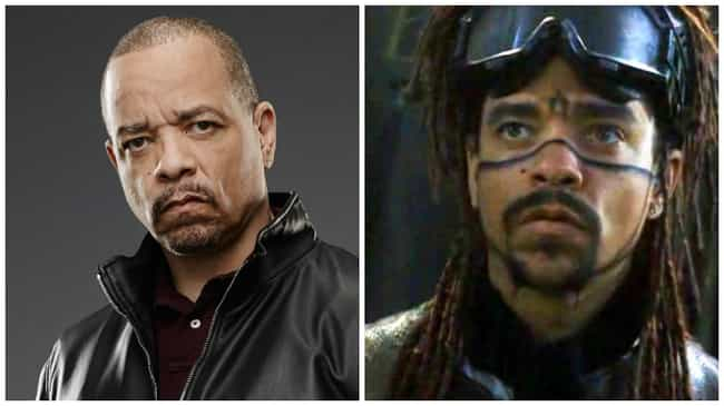 Ice-T is listed (or ranked) 1 on the list 23 Times You've Seen the Actors from SVU Before