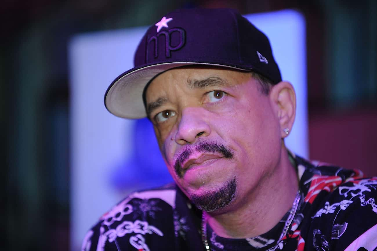 Ice-T is listed (or ranked) 4 on the list Celebrities Who Were Arrested in 2018