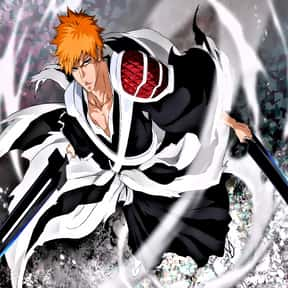 Ichigo Kurosaki is listed (or ranked) 4 on the list The 30+ Most Badass Anime Characters Who Dual Wield Weapons
