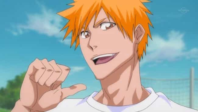 Ichigo Kurosaki is listed (or ranked) 1 on the list The 20 Best 'Chaotic Good' Anime Characters of All Time