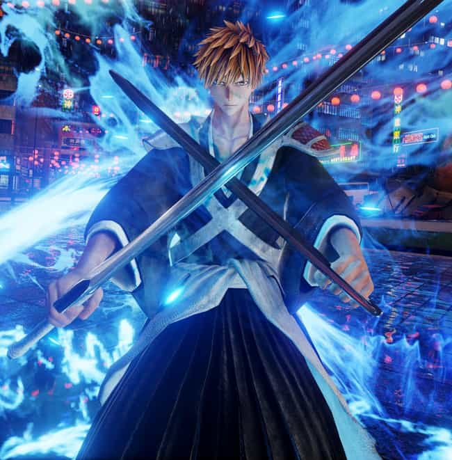 Ichigo Kurosaki is listed (or ranked) 1 on the list The Best 'Jump Force' Characters