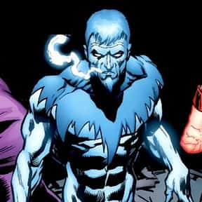 Icicle is listed (or ranked) 23 on the list The Best Green Lantern Villains Ever