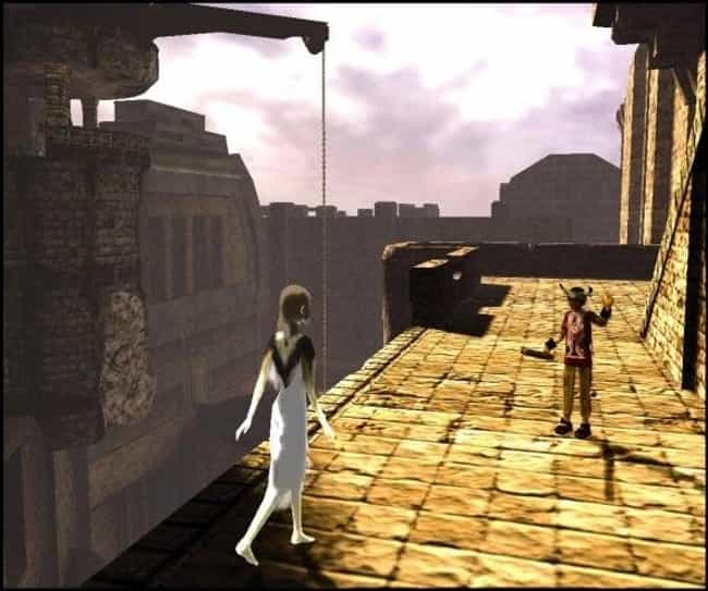 Ico is listed (or ranked) 5 on the list Classic Video Games That Actually Aren't Very Good