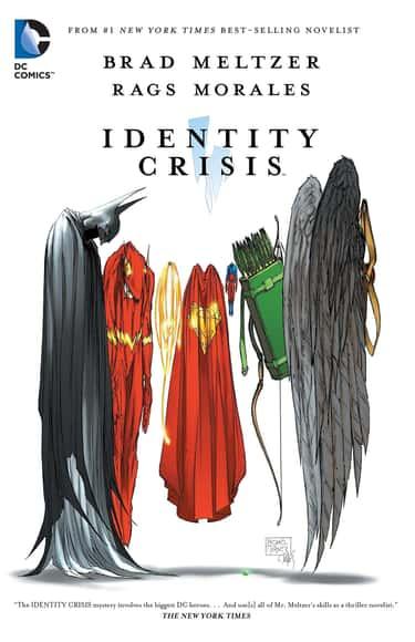 Identity Crisis: Serial Killer