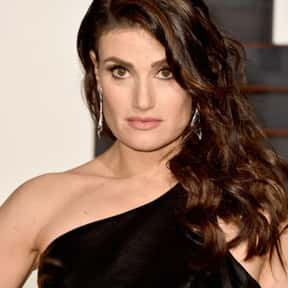 Idina Menzel is listed (or ranked) 24 on the list Famous People From Queens