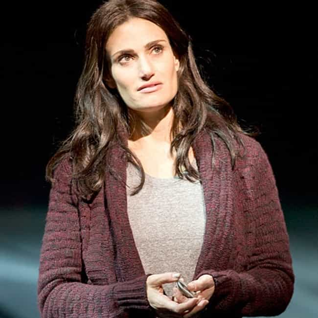 Idina Menzel is listed (or ranked) 1 on the list Celebrities Born On Memorial Day