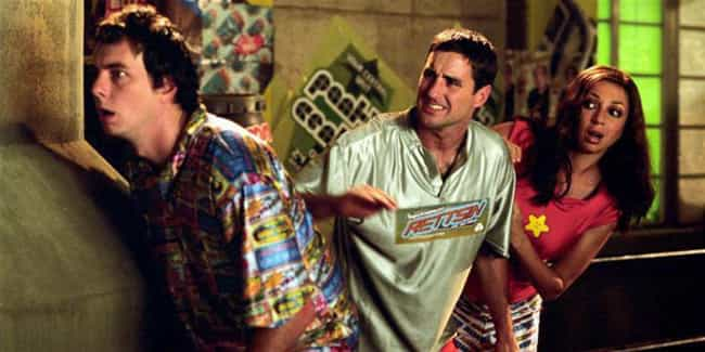 Idiocracy is listed (or ranked) 4 on the list Stupid Comedies That Are Secretly Brilliant