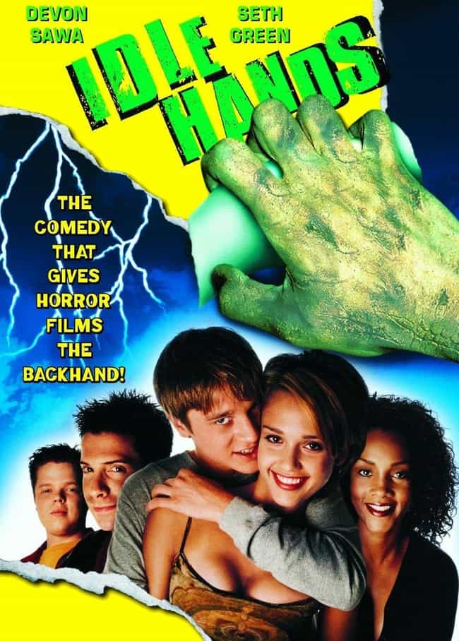 Idle Hands is listed (or ranked) 4 on the list Underrated Halloween Movies You Should Watch This Year