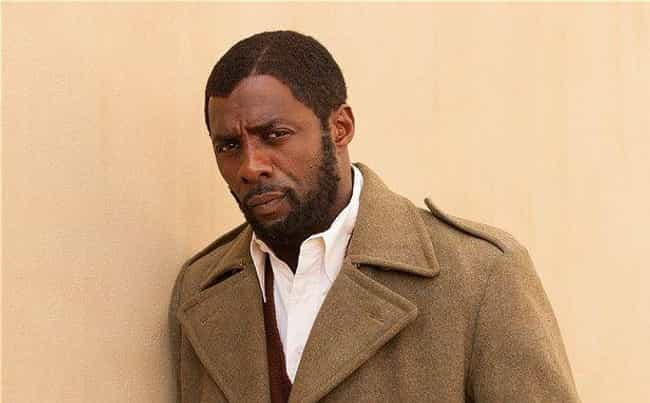Idris Elba is listed (or ranked) 7 on the list The Hottest Leading Men In Period Film