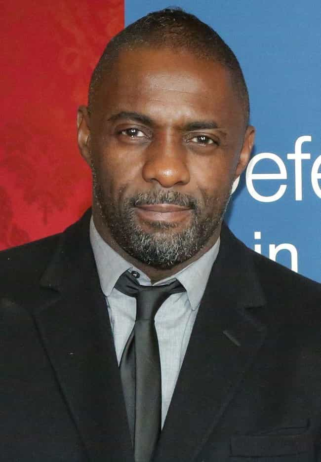 Idris Elba is listed (or ranked) 4 on the list The Hottest Actors in 2013 Movies