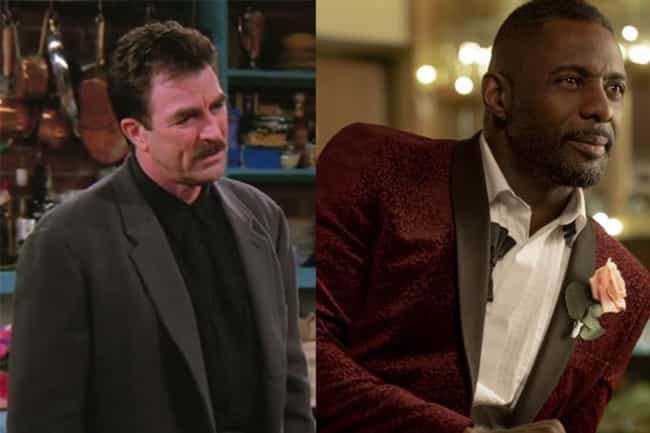 Idris Elba is listed (or ranked) 4 on the list Who Would Star In 'Friends' If It Were Made Today?